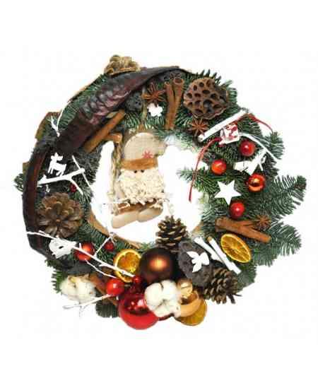 Cerc din Brad de Crăciun