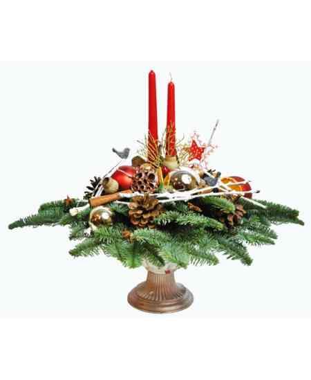 """Compoziție de Crăciun """"C021"""""""