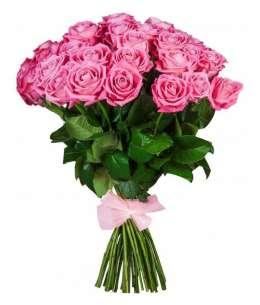 """Pink roses """"Netherlands"""" 80-90cm"""