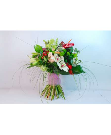 "Bouquet ""Flowerscity"""