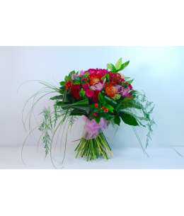 "Bouquet ""Flowerscity"""