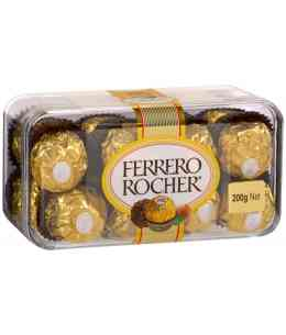 Шоколад Ferrero Rocher 200г