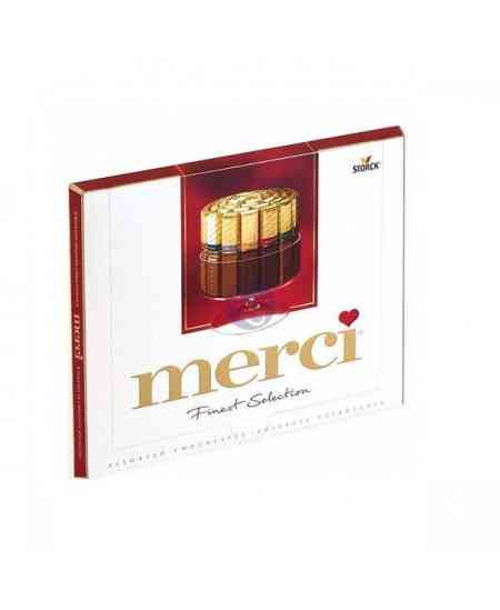 "Chocolate ""merci"" 250g"