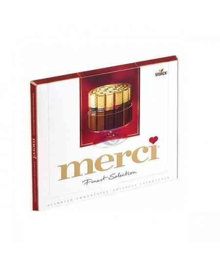 """Шоколад """"merci"""" 250г"""