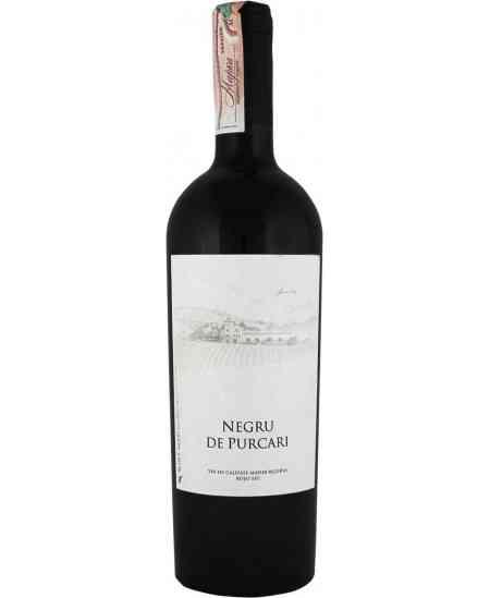 """Vin negru de """"Purcari"""" 0.7l"""
