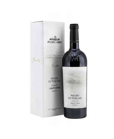 """Vin roșu de """"Purcari"""" 0.7l - 2011"""