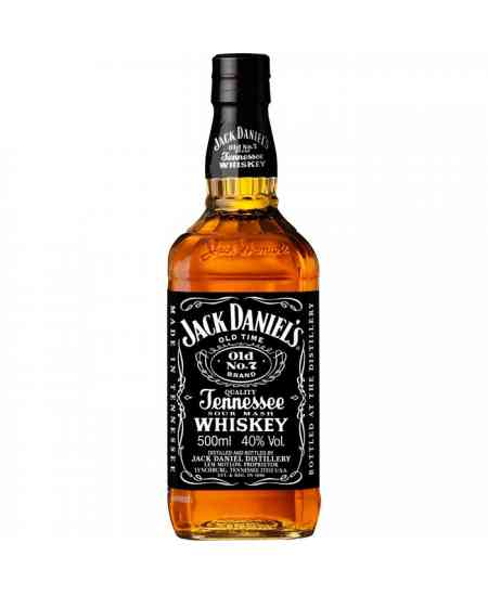 """Wiskey """"Jack Daniels"""" 0.5l"""
