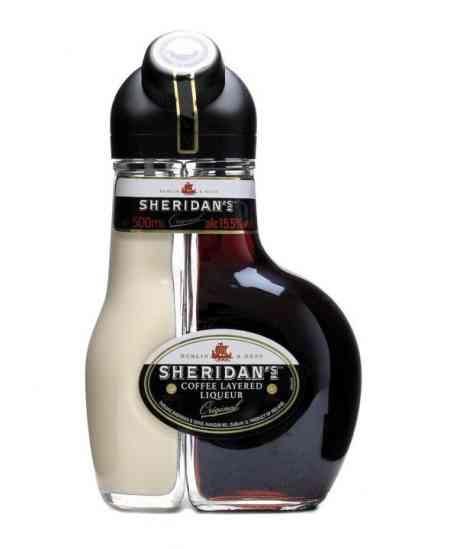 "Lichior ""Sheridan's"" 0.5l"