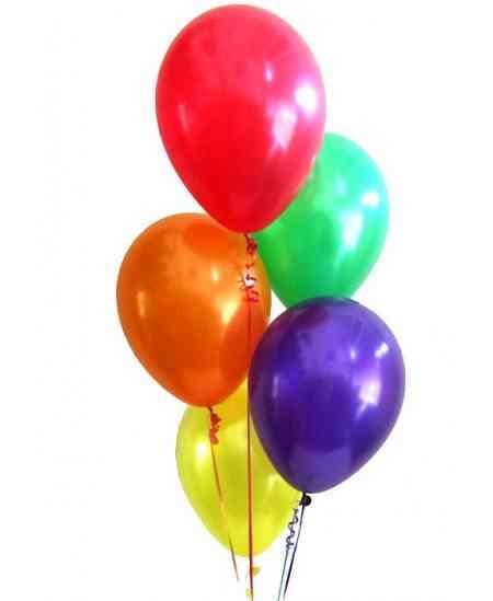 Set din 5 baloane
