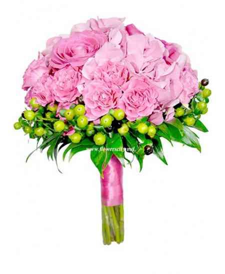 """Букет """"Розы на лугу"""""""