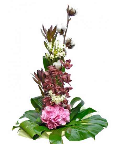 """Buchet """"Forth to success"""""""