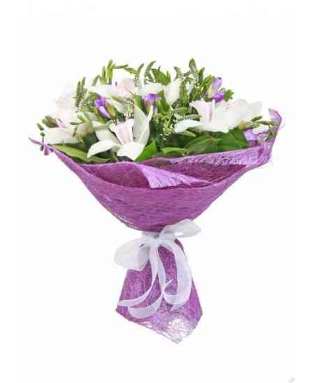 "Buchet ""Orchid"""