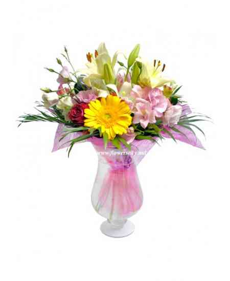 "Bouquet ""Pleasant surprise"""