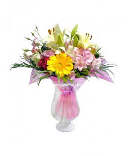 """Bouquet """"Pleasant surprise"""""""