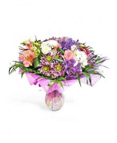 "Bouquet ""Secret of happiness"""
