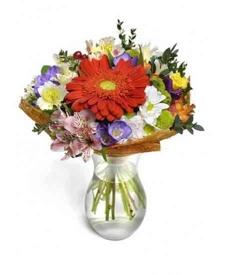 """Bouquet """"Orange Summer"""""""