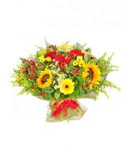 """Bouquet """"A bit of summer"""""""