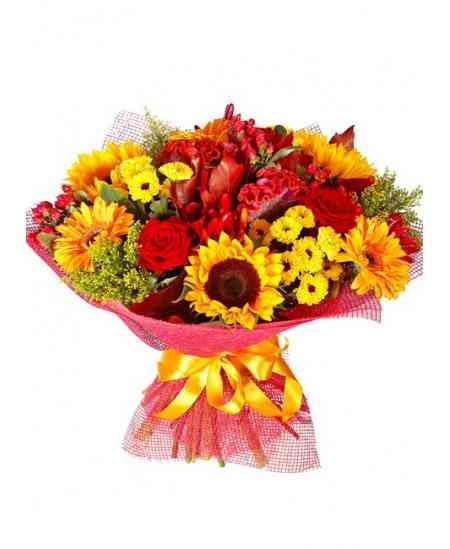 """Bouquet """"Summer kiss"""""""