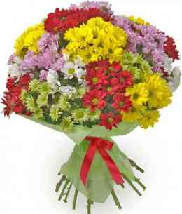 "Buchet ""Bright colors"""