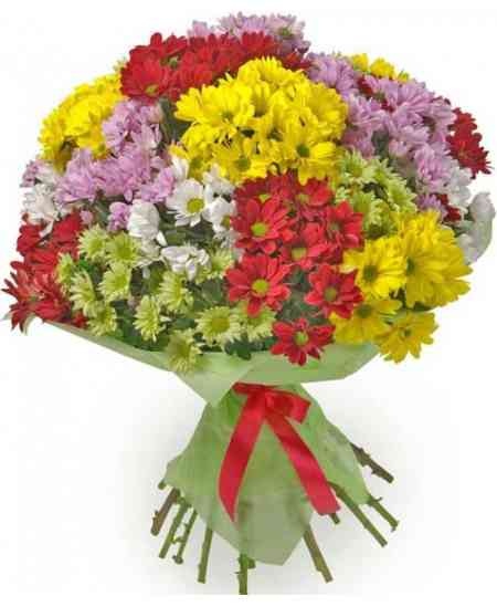 "Bouquet ""Bright colors"""