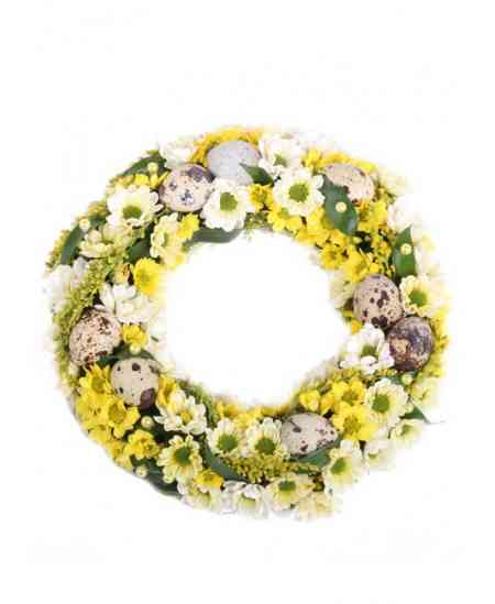 "Bouquet ""Easter circle"""