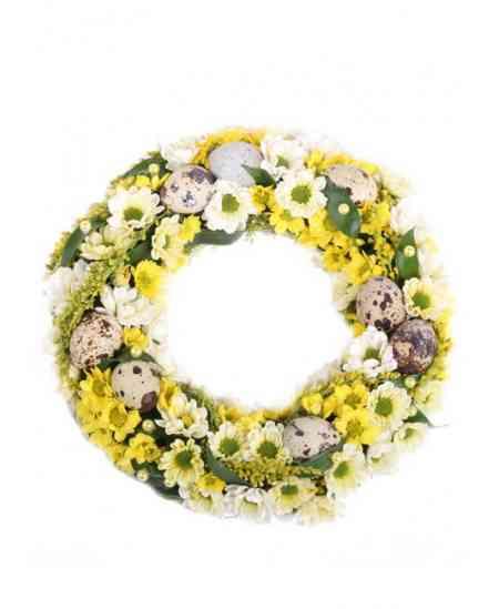"Buchet ""Easter circle"""