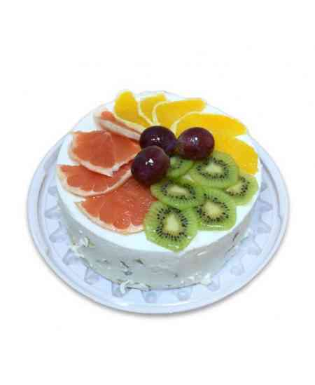 Cake with fruit - 1 kg