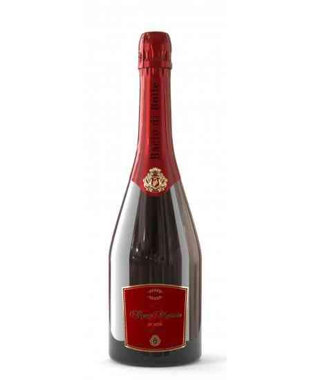 """Champagne """"Bacio di Bolle"""" Rosso 0.7l"""