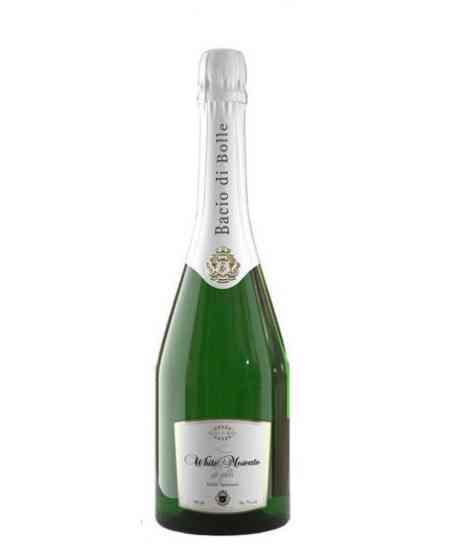 """Șampanie """"Bacio di Bolle"""" White 0.7l"""