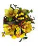 Compoziție florală de Halloween 05